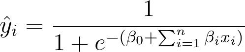 Logistic-Regression-Prediction-Equation