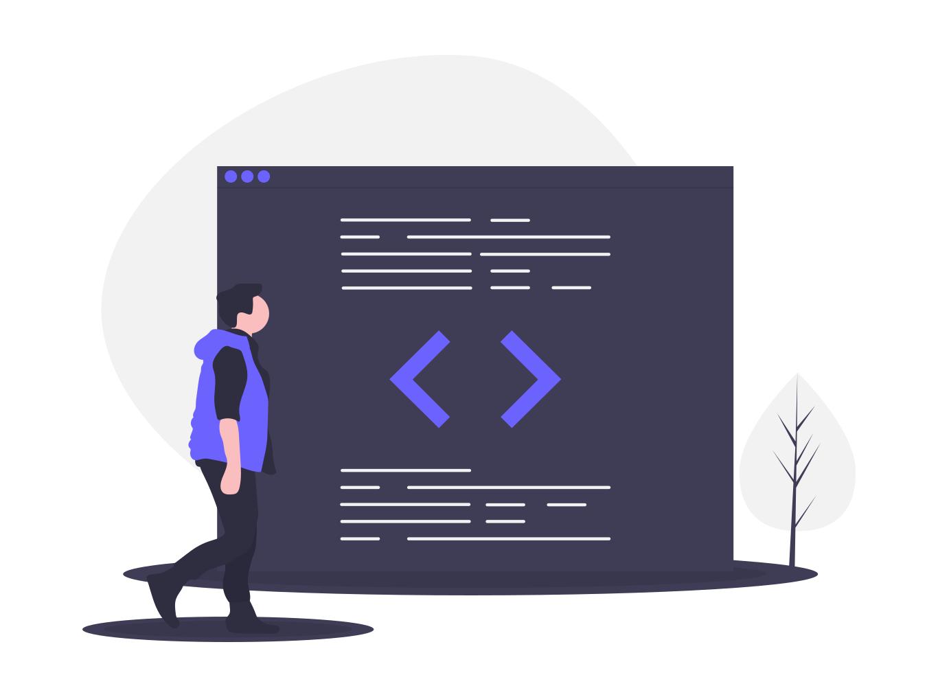monolith of code